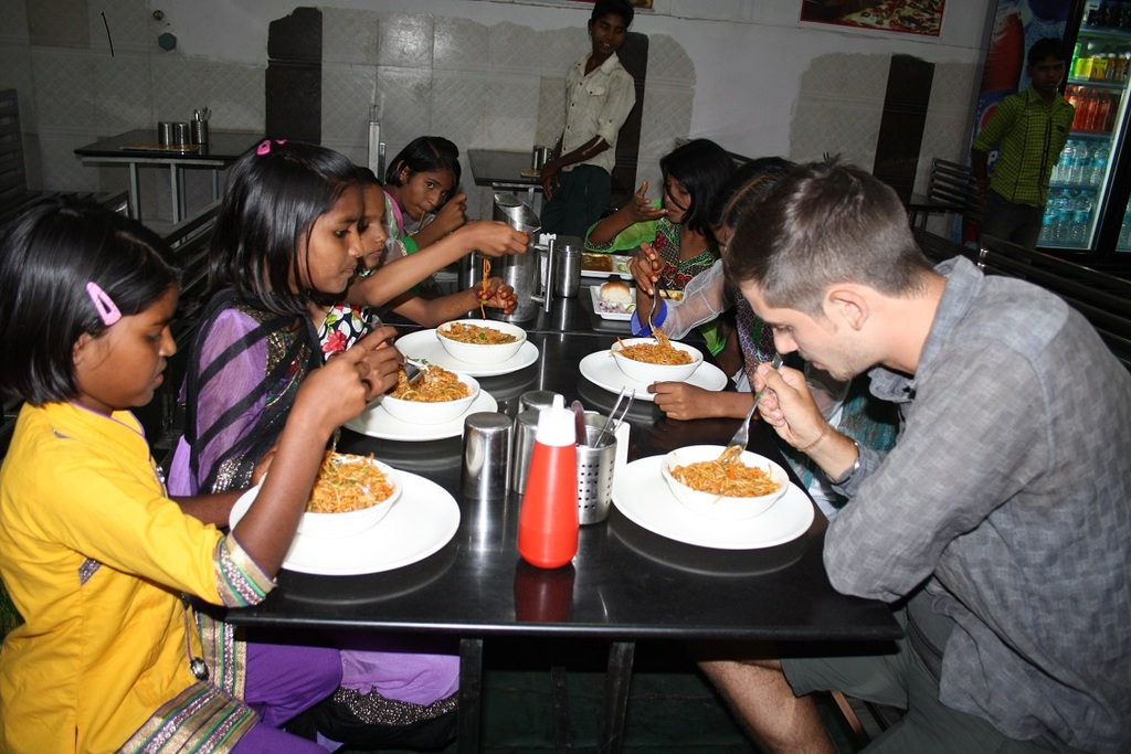 Eating out in Mt Abu
