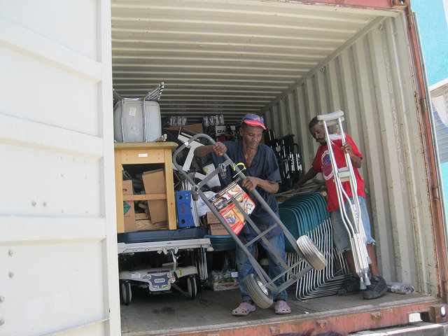 Help Send a Container of Medical Supplies to Haiti