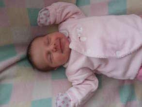 Happy little Angel