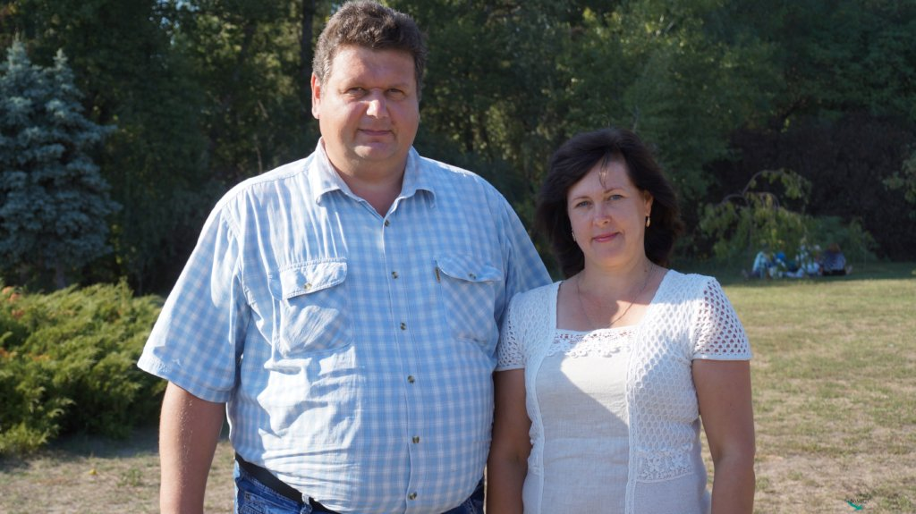 Larysa and Vasyl: newcomers of emergency fostering