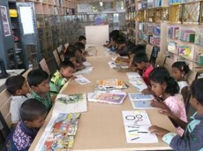Library Club Activity