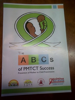 Prevention of Mother to Child Transmission Booklet