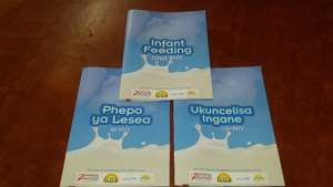 Infant Feeding Booklet