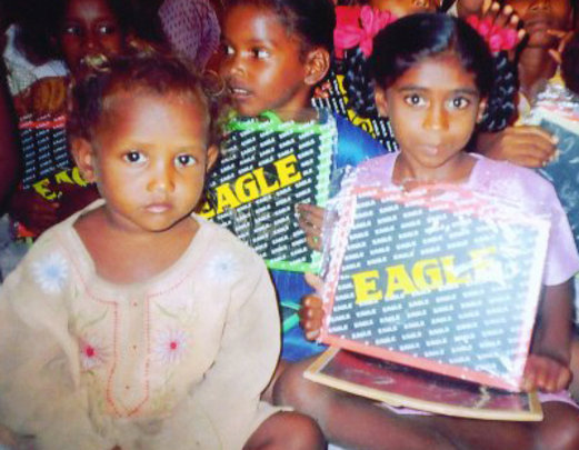 Education for 100 Tribal Children in India