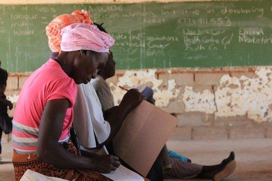 Trainings for Elderly Orphan Guardians in Zimbabwe