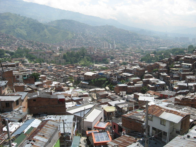 Bringing Hope to 10 Families in Medellin, Colombia