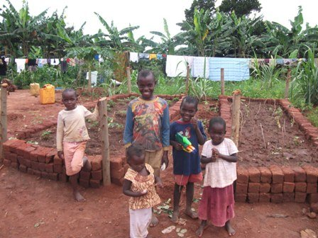 Water System for Peace Demonstration Farm, Uganda