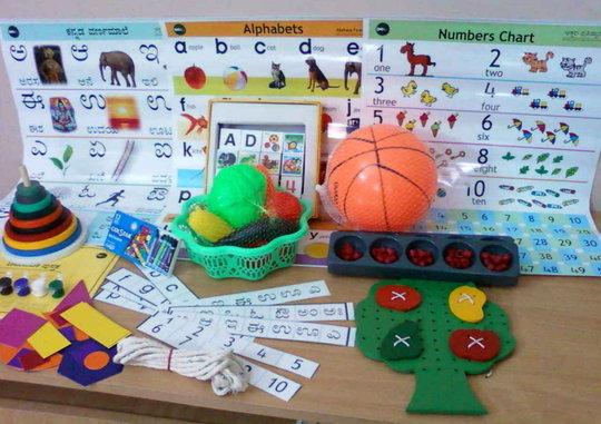 Pre-school Materials