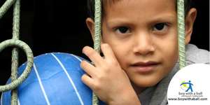 Boy With a Ball Global