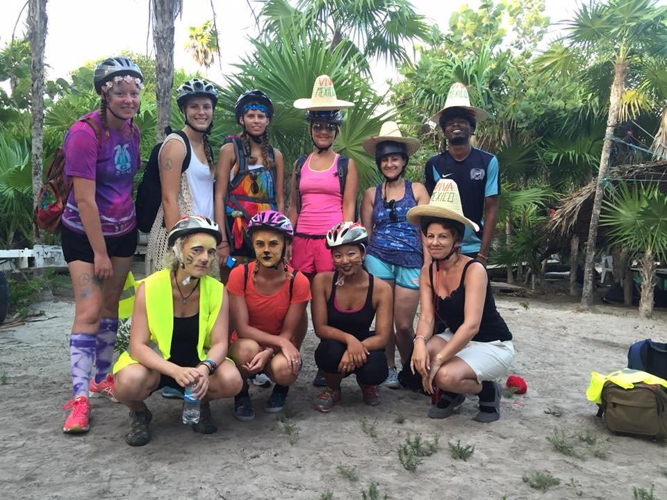 Our Playa bike riders!