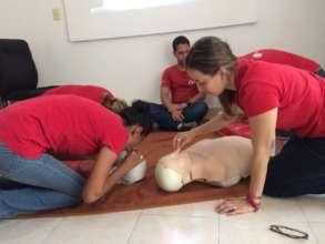 Emergency First Responder Training