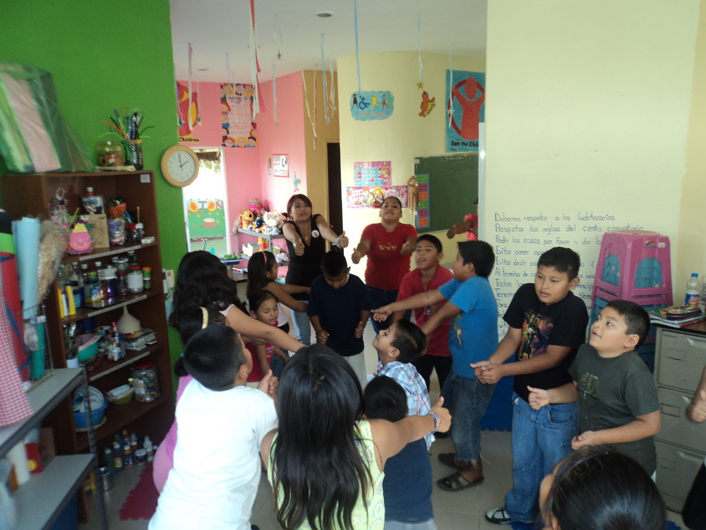Provide a Safe Environment for Children in Mexico