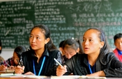Give 50 Tibetan girls & boys a summer of education