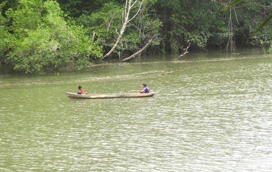 Main River Transportation
