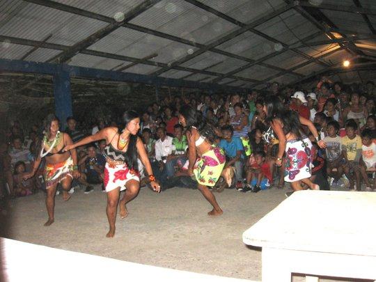 Traditional Dancing