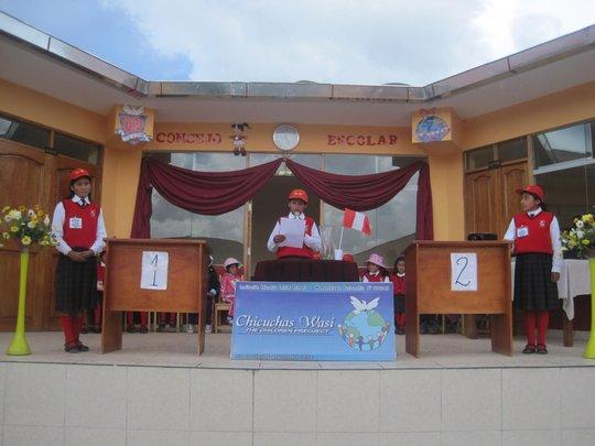 CW School Election debates for School Mayor