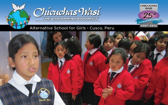 Girls from 4 to 12 attend CW primary school