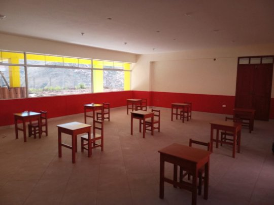 Maria school ready to open next March