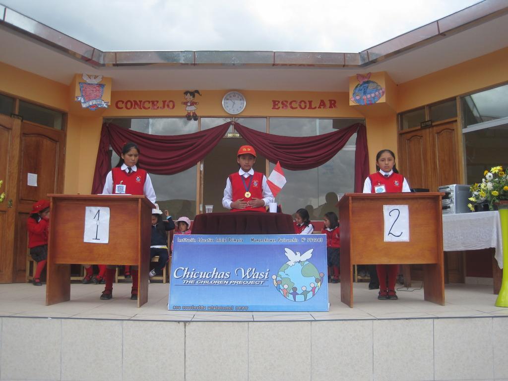 School election for CW Mayor-Leydi is moderator