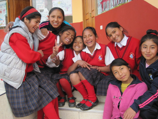 Hope and excitement for their futures