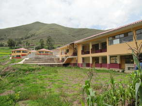 NEW Chicuchas Wasi Alternative School for Girls