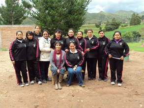 Chicuchas Wasi Alternative school staff