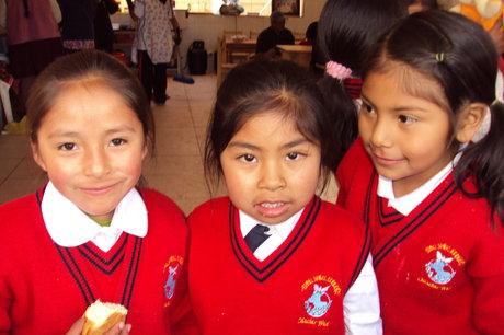 Educate 150 Girls in Cusco for Economic Survival