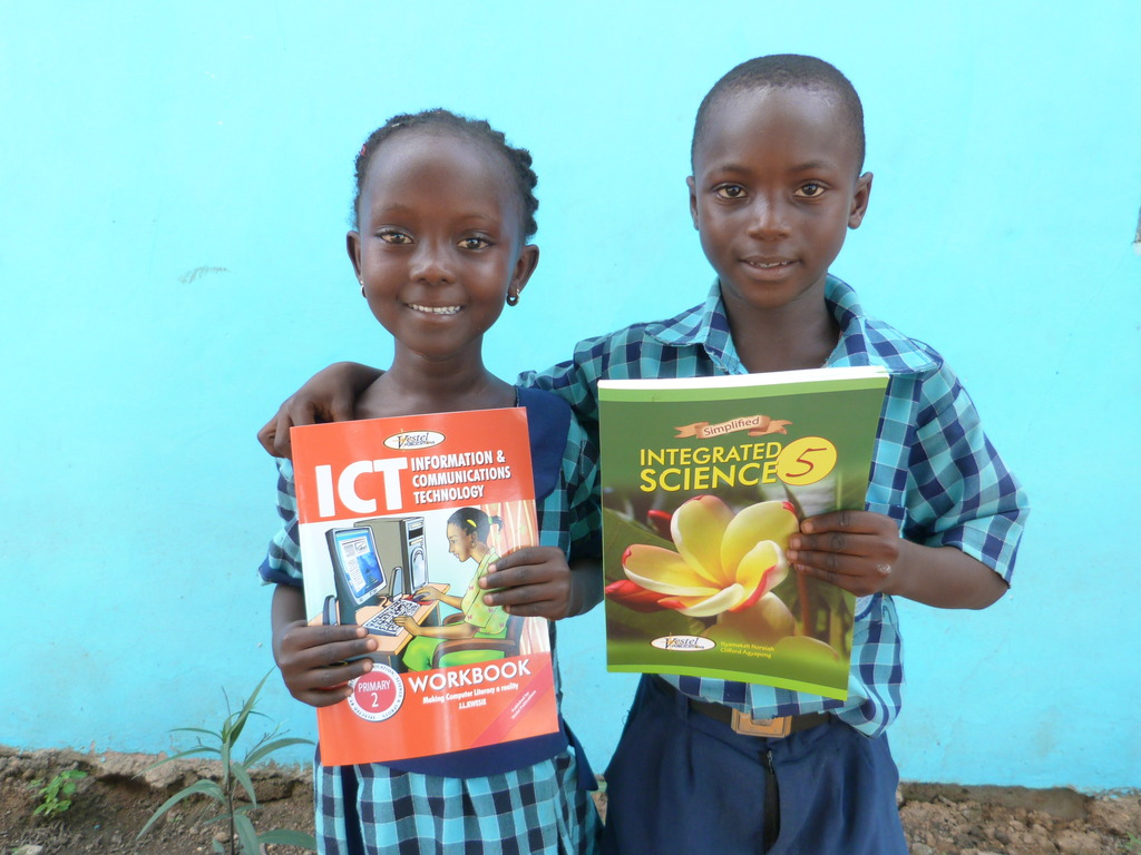 New textbooks for children