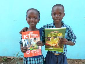 New textbooks for children
