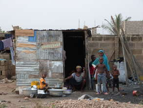 Poverty in the region