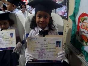Preschool graduation es muy especial!