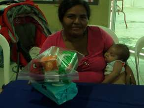CCLE workshop for pregnant mothers