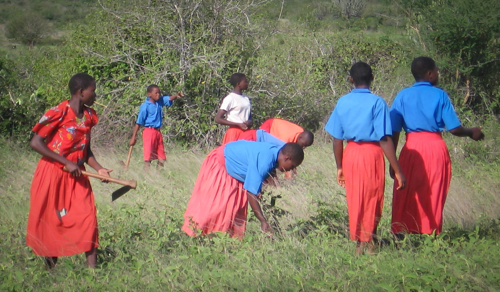 Build a Rescue Center for At-Risk Girls in Kenya