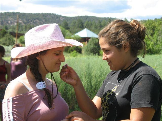 Give Johanna and Sara a Voice for Peace