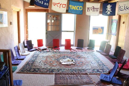 Camp Dialogue Room