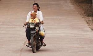 GRANDMOTHER POWER, Thai style!