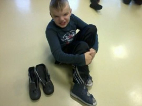 Help 20 Orphan Children From Russia To Walk Again