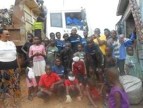 Slum community Day