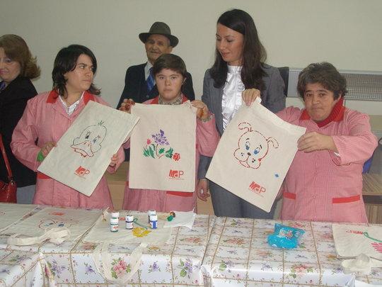 Students Enjoying Learning