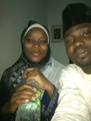 Umar and his wife