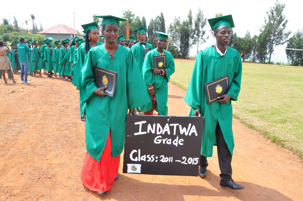The Indatwa Class of 2014