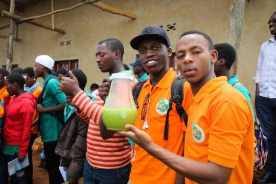 Agribusiness on the Entrepreneurship Field Trip