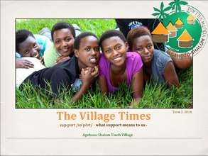 Village Times Newsletter 2014, Term 2 (PDF)