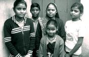 """ Educate and  Empower 100 urban slum girls"""