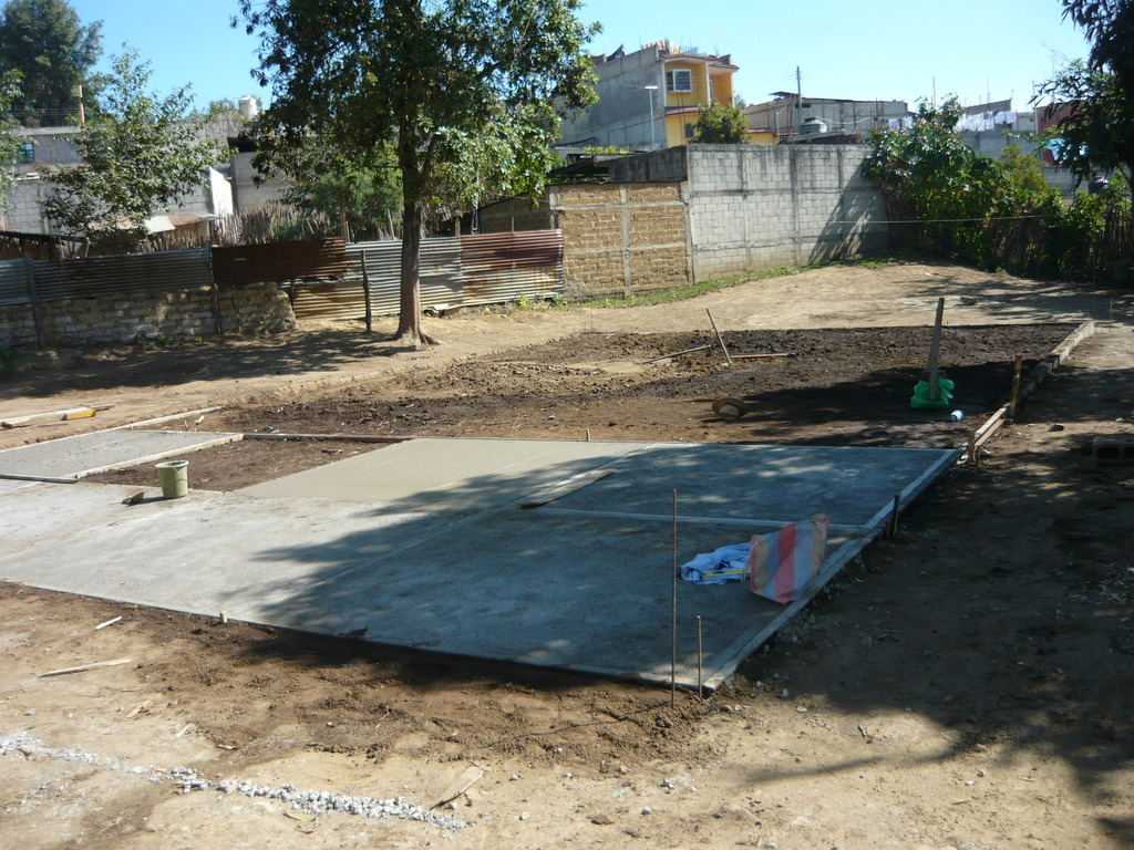 A new playground in Guatemala