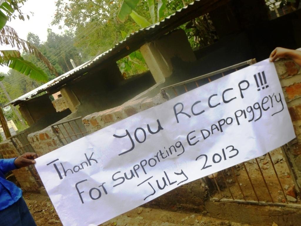 EDAPO Piggery/Pigsty