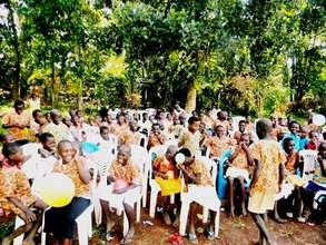 EDUCATE 618 ORPHANS IN UGANDA