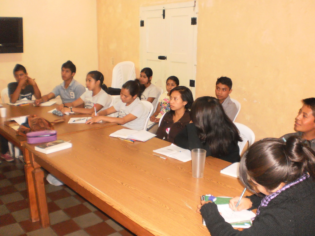 Integal Education Class May 2013