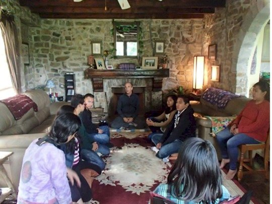 Meditation Day with Terry Patten in Guatemala