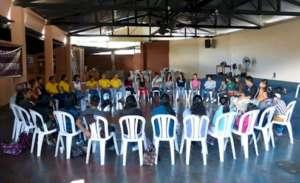 CT Program event in Guatemala.